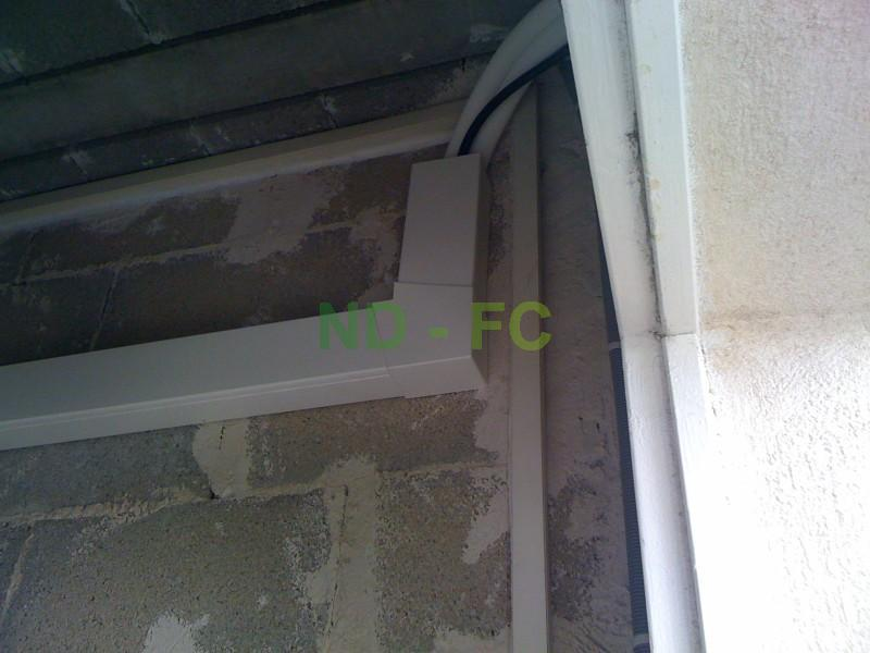 Ch teauneuf grasse installation d 39 une climatisation for Installation d une climatisation